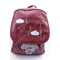 Рюкзак красный Тучка