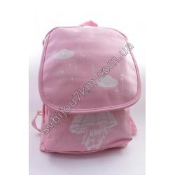 Рюкзак розовый Тучка