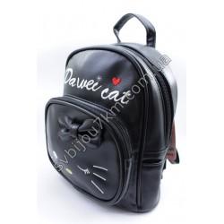 Рюкзак черный Hello Kitty