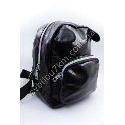 Рюкзак черный с ушками