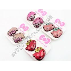 Резинка для волос детская Hello Kitty