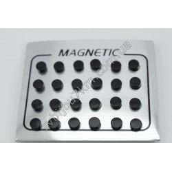 SVTT-96 Серьги-обманки на магнитах
