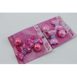 Резинка для волос Бантик с шариком Barbie