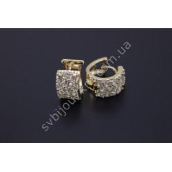 SVT 3707 Серьги-кольца