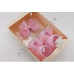 Набор для девочки Звездочка розовая