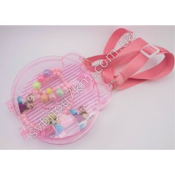 Детский набор сумочка на ремешке Холодное сердце