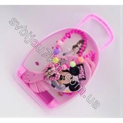 Детский набор чемоданчик Микки Маус