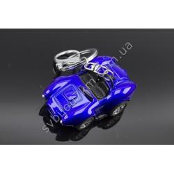 Брелок детский Машинка синяя