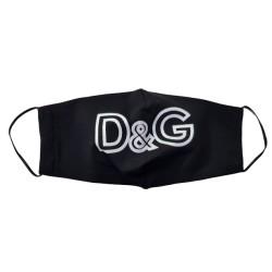 Маска защитная на лицо Dolce & Gabbana