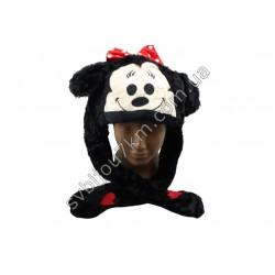 Шапка с подвижными ушками Mickey Mouse