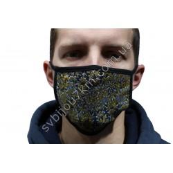 Маска защитная на лицо