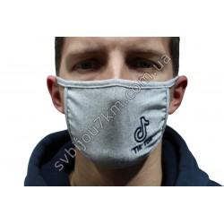 Маска защитная на лицо TIK-TOK