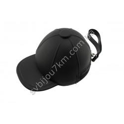 Кошелек-ключница Кепка черная