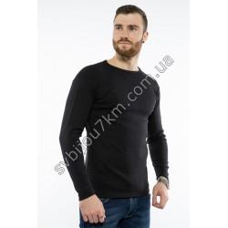 Водолазка мужская черного цвета