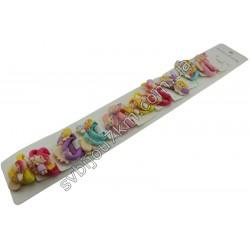 Детские резинки для волос Феи
