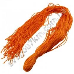 Косички для плетения волос ЗИ-ЗИ (оранжевый)