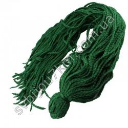 Воздушные Косички для плетения волос (зеленый)