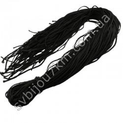 Косички для плетения волос ЗИ-ЗИ макро (черный)