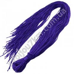 Косички Зи-зи для плетения волос фиолетовый