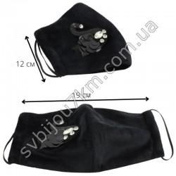 Защитная маска на лицо Черный лебедь