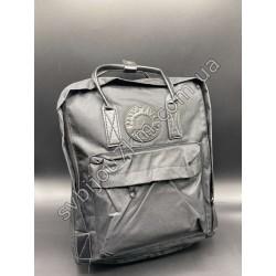 Рюкзак KANKEN c кожаными вставками