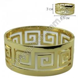 Браслет металлический Versace цвет металла золото