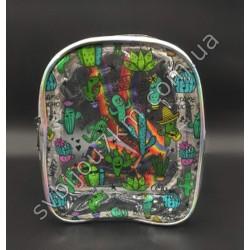 Прозрачный детский рюкзак