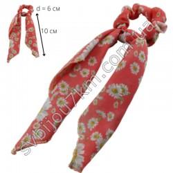 Резинки для волос с платочком
