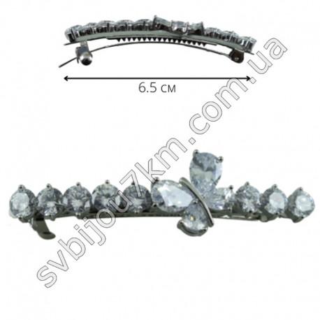 SVT-448 - Невидимка на челку со стразами