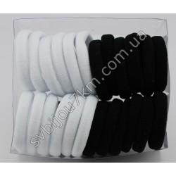 Резинка для волос микрофибра d 4 см