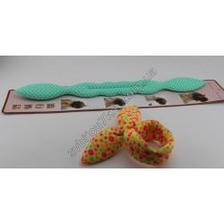 Твистер для волос софиста-твиста цветной принт