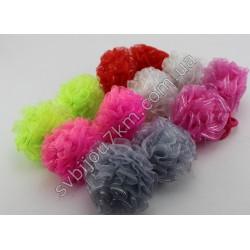 Резинка детская для волос шарик