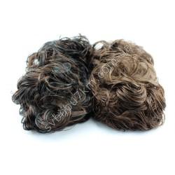 Резинка из волос (темная)