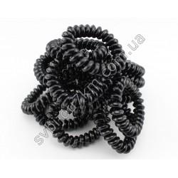 Резинка для волос INVISIBOBBLE (пружинка) черная