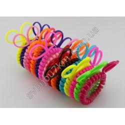 Резинка для волос INVISIBOBBLE (пружинка) с бантиком