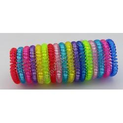 Резинка для волос INVISIBOBBLE (пружинка) цветная