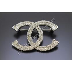 Брошь женская Шанель Chanel
