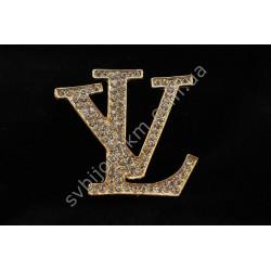 Брошь женская Louis Vuitton
