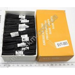 SVT 1736 Шпильки для волос 7 см (черная)