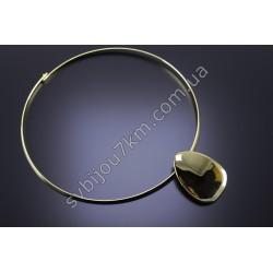 Ожерелье Золотая капля