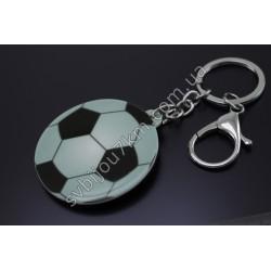 Брелок пластиковый Футбольный мяч
