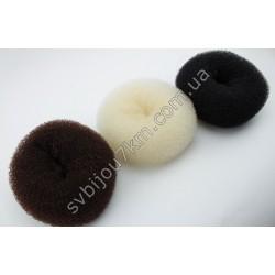 Валик (бублик) для волос BrushArt Hair Donut