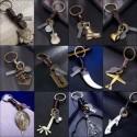 Брелки для ключей металлические